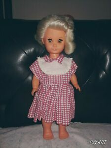 Vintage-FURGA-Doll-11-5-034-Made-in-Italy-1960-039-s