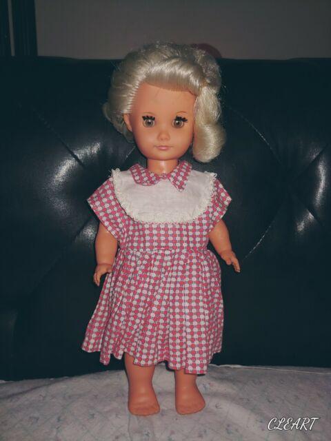 Vintage FURGA Doll 11.5