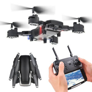 HJ28-5-0MP-Wifi-FPV-Foldable-4-Axis-Gyro-RC-Quadcopter-Drone-GiftT