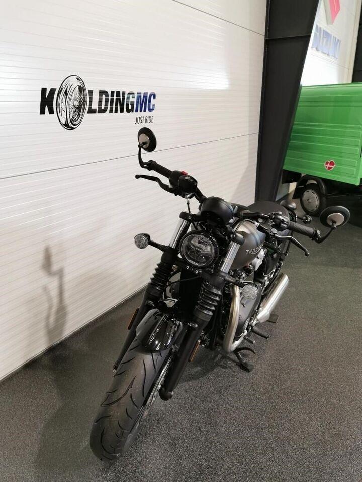 Triumph, Bonneville Bobber, ccm 1200