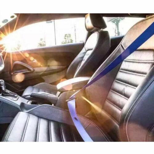 3.6M Auto Car Seat Belt Seatbelt Webbing Lap Retractable Safety Strap Universal
