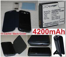 Cobertura+ Batería 4200mAh tipo EB-L1G6LLUC EB-L1G6LVA Para SAMSUNG GT-I9300