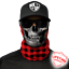 SA-COMPANY-FACE-SHIELD-240-Styles-Schal-Maske-Bandana-Tube-Halstuch-BLITZVERSAND Indexbild 148