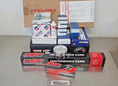Lunati 10120700LK Voodoo Camshaft Lifter Kit for Small Block Chevy