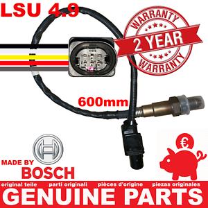 Bosch Wide Band Oxygen Sensors Lambda sensor for BMW LSU-4.9 E65 E66 E67