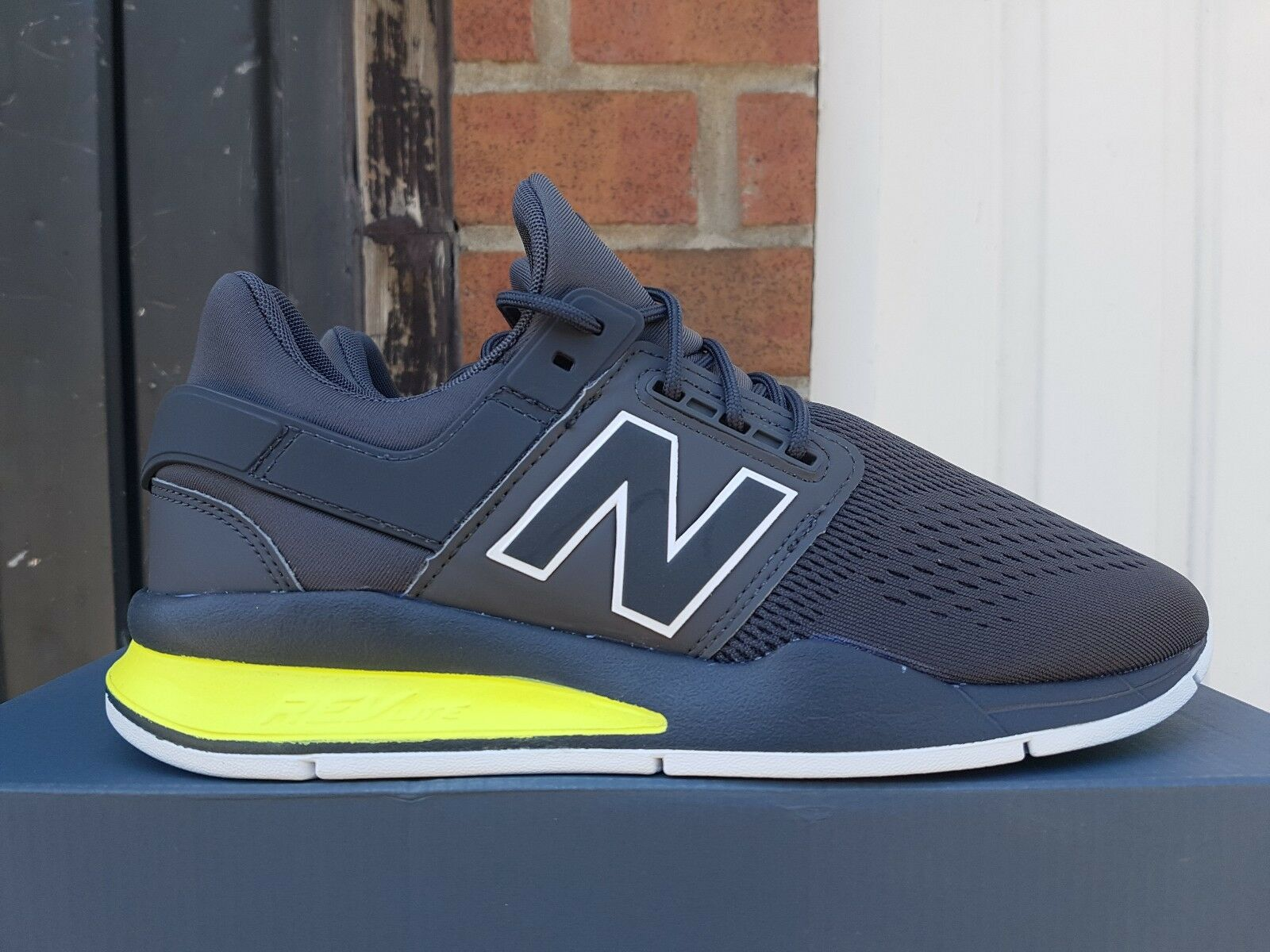NEW IN THE BOX NEW BALANCE MS247TG GREY LIMITED EDITION FOR MEN