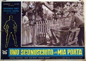 WESTERN-STRANGER-AT-MY-DOOR-MACDONALD-CAREY-1956-FOTOBUSTA-WILLIAM-WHITNEY
