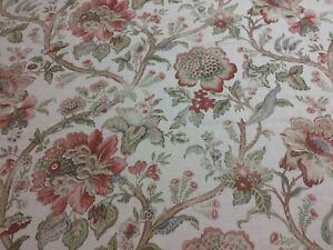 Details About P Kaufmann Vintage Duck Document Home Decor Fabric 2 Yards Discounted
