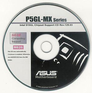 Asus p5gv-mx server motherboard drivers download and update for.