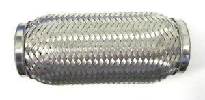 UNIVERSALE-in-acciaio-inox-flessibile-Pantaloni-Flexstuck-Tubo-Scarico-Flessibile-63-x-200
