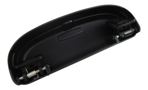 Brillenfach Sonnenbrille SCHWARZ pass für Mercedes C E W202 W203 CL203 W210 W211