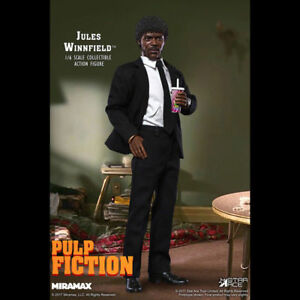 Pulp Fiction Jules Winnfield - Samuel L.jackson - Figurine, Action Ace Sideshow