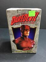 Bowen Designs Daredevil Red Mini Bust Statue Marvel Comics Limited 2216/6000