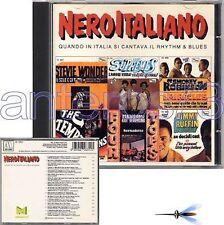 NERO ITALIANO CD STEVIE WONDER THE SUPREMES DIANA ROSS MOTOWN ITALY