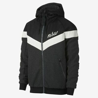 servizio duraturo prezzo interessante prestazioni superiori Nike Sportswear NSW Sherpa Windrunner Jacket Men's Size L-Tall ...