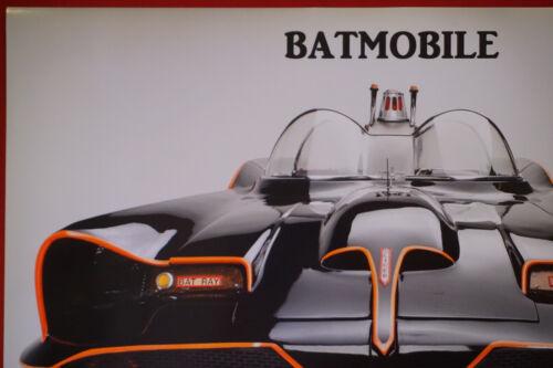 Batmobile Batman Collectible Car Automobile TV Movie Film Poster 24X36 NEW  BATM