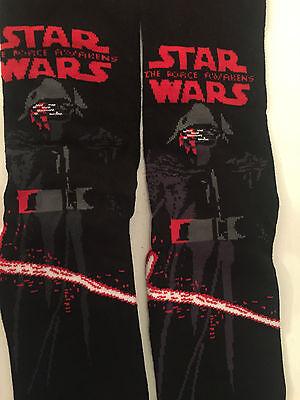 Original Star Wars Kylo Ren calcetines-la fuerza despierta Talle 6 - 12 Para Hombre