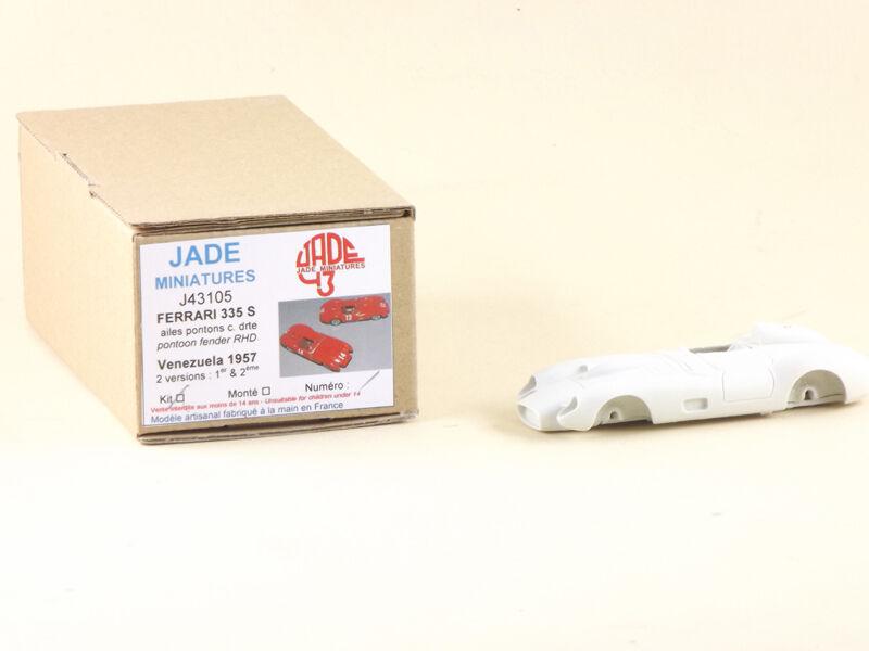 JADK43105  FERRARI 335S VENEZUELA 1957  40% de réduction