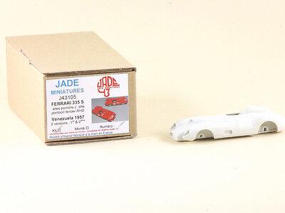 Autos, Lkw & Busse Sanft Jadk43105 Ferrari 335s Venezuela 1957 Modellbau