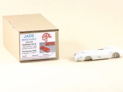 Auto- & Verkehrsmodelle Modellbau Sanft Jadk43105 Ferrari 335s Venezuela 1957