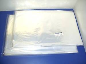 200 CLEAR 6 x 12 POLY BAGS PLASTIC LAY FLAT OPEN TOP PACKING ULINE BEST 1 MIL