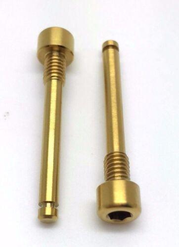 2+4 pistons SAINT 43/% lighter,low heat transfer SHIMANO: Brakepads pins for XT