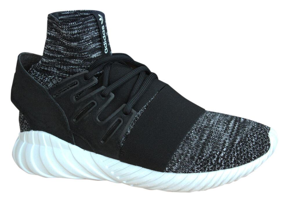 Adidas Tubulaire Doom Pk à à à Lacets Noir Chaussette Compatible avec Baskets Hommes 70486b