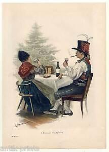 Weihnachten-in-Tirol-Trachten-Farbholzstich-1890