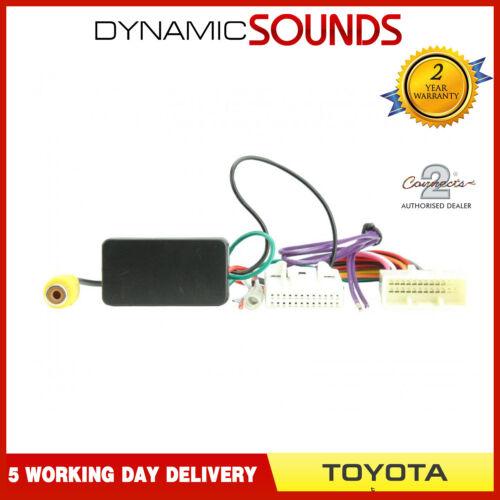 CAM-TY1-AD Cámara adicional añadir en Adaptador De Interfaz Para Toyota