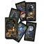 LISA-PARKER-FAMILIARS-TAROT-DECK-CARDS-TELLING-FOURNIER-WITH-VELVET-BAG-NEW thumbnail 3