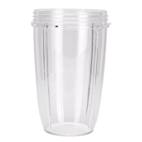 Clear Juicer Blender Pitcher Cup Spare Holder Replacement 900W