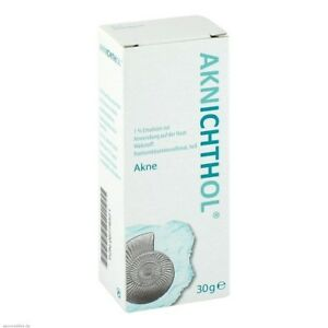 AKNICHTHOL Lotion 30g PZN 00778521