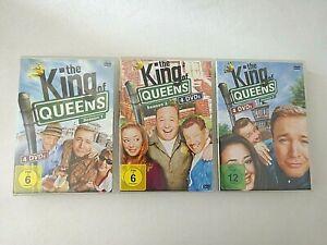 DVD-King-of-Queens-Staffel-1-3-Columbia-Tristar-12-DVDs
