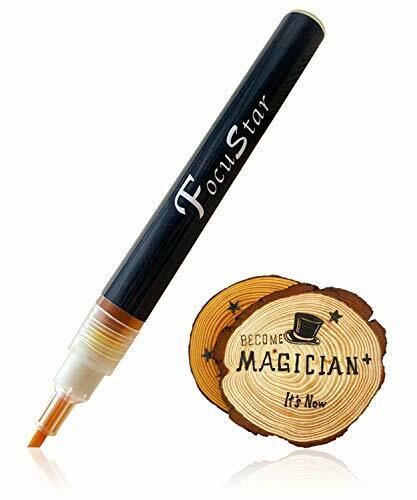 Scorch Pen for DIY Wood Projects Chemical Wood Burning Pen Marker Easy /& Safe