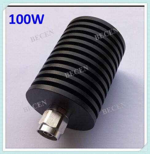 100W N connector RF dummy load// termination load DC-3GHz 50ohm factory sale