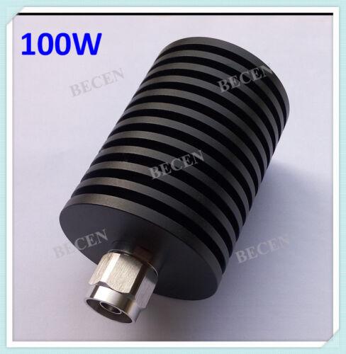 100W N connector RF dummy load// termination load DC-3GHz 50ohm factory sale
