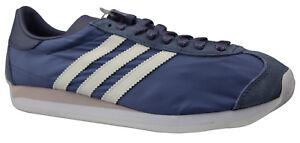 ADIDAS COUNTRY OG Sneaker,Neu Damen Schuhe Neu Mit Karton Blau