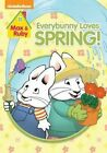 Max Ruby Everybunny Loves Spring 0097368054448 DVD Region 1