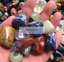 1-2LB-Colorful-Mixed-Natural-Assorted-bulk-tumbled-Gem-stone-mix-20-35-mm thumbnail 74