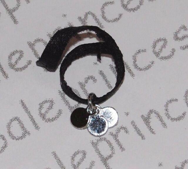 NEW Barbie 2006 Hard Rock Cafe HRC Bracelet w/Faux Silver Charm Model Muse Loose