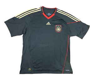 Germania 2010-11 Authentic Away Shirt (eccellente) XL soccer jersey