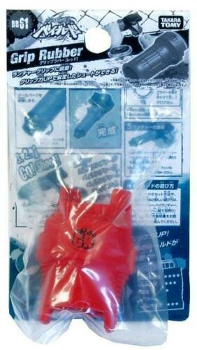 Beyblade Metal Fusion Red BB-61 Grip Rubber