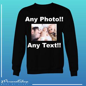 Personalised-Photo-Sweater-Printed-Custom-Text-Women-Men-Kids