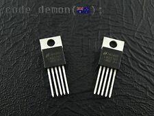 LM2576T-ADJ LM2576T LM2576 Adjustable Switching Regulator TO-220 (x2)