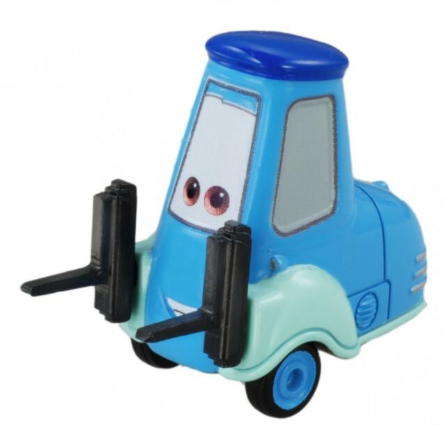 New Disney Pixar Cars Guido C-13 TOMICA (Standard Type) F/S From Japan