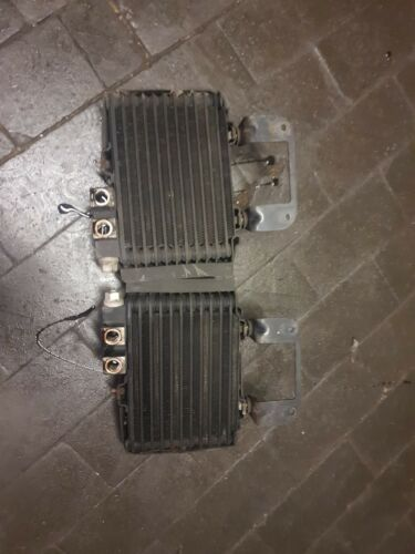 Mazda Rx8 Front Oil Coolers pair left//right 2004-2008