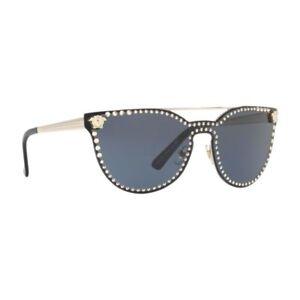 5ae1d6b70db Versace Sunglasses Women Ve 2177 Pale Gold 125287 Ve2177 45mm for ...