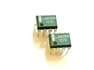 LA6358 Original New Sanyo Integrated Circuit  FREE Shipping within US LOT OF5