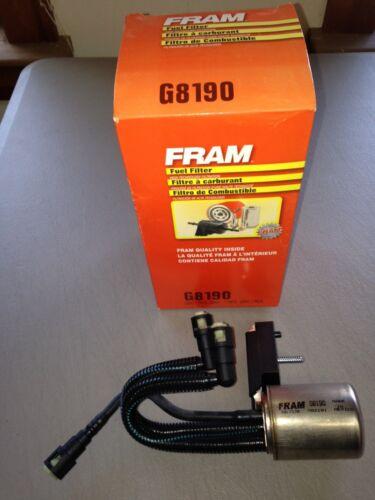 Fram G8190 Gas Filter fits Chrysler OE 4495950 4546679