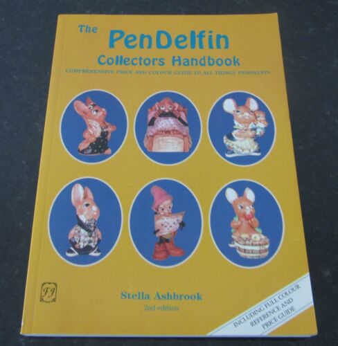 1 of 1 - The PenDelfin Collectors Handbook 2nd Edition by Stella Ashbrook